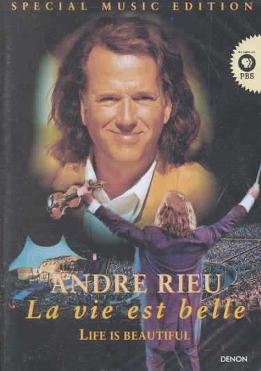 LA VIE EST BELLE BY RIEU,ANDRE (DVD)