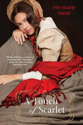 A Touch of Scarlet By Mont, Eve Marie